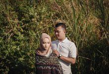 Prewedding Icha Rian by ceritahatiphoto