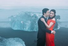 Prewedding Shoot Iceland by Chris Yeo Photography
