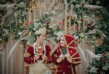 Wedding Celebration of Icha + Rio by Feelimaji