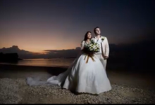Beach Wedding - Simeon and Christel 10.25.2018 by Icona Elements Inc. ( an Events Company, Wedding Planning & Photography )