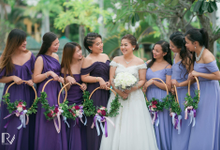 Rustic Violet Wedding - Gerard & Bea 12.20.2018 by Icona Elements Inc. ( an Events Company, Wedding Planning & Photography )
