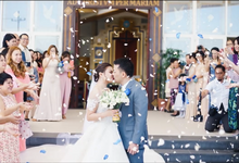 City Wedding - Ronald & Rua 03.23.2019 by Icona Elements Inc. ( an Events Company, Wedding Planning & Photography )