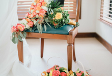 A Military Garden Wedding - Jiaan & Majo 9.8.18 by Icona Elements Inc. ( an Events Company, Wedding Planning & Photography )