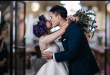Quirky Wedding - Bobby & Issang  12.07.2019 by Icona Elements Inc. ( an Events Company, Wedding Planning & Photography )