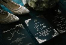 Intimate Wedding - Jordan & Ali Wedding 01.05.2020 by Icona Elements Inc. ( an Events Company, Wedding Planning & Photography )