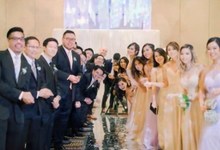 Elegant Chinese Wedding - Ian & Jill 01.18.2020 by Icona Elements Inc. ( an Events Company, Wedding Planning & Photography )