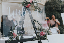 Rustic Wedding - Devan & Virra 01.26.2020 by Icona Elements Inc. ( an Events Company, Wedding Planning & Photography )