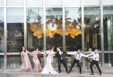 Wedding of Jeril mondoringin & sherly mareta by ID Organizer