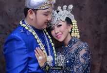 The Wedding of Chintia & Firman by RF Production