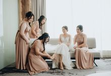 Wedding Of Ivan & Evelyn by JP Wedding Enterprise