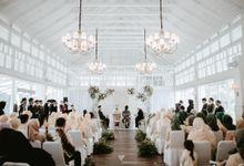 The Wedding Of Intanika & Friza by Elior Design