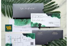 Invitation for Ifa & Galih by Soraksorai
