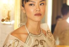 Kelly tandinoni teapay ceremony by Ifan Rivaldi Make Up Artist