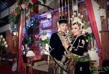 Wedding Alma & Andre by Gracio Photography