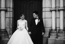 Irfan & Fransisca by PRIVATE WEDDING ORGANIZER