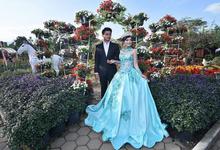 Pre-wedding by AbayWeeding_MUA