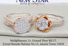 Women Diamond Ring by Newstar Gold & Jewellery