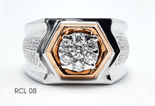 Men Ring or Cincin Pria by Reino Jewellery