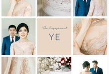 The Engagement  - Y&E - by Kisah Kasih