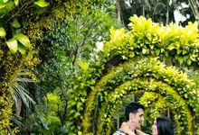 Prewedding John & Iie by Monchichi