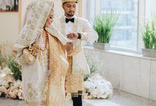 Minang Akad of Luthya & Kiki by  Menara Mandiri by IKK Wedding (ex. Plaza Bapindo)