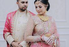 Akad of Shamilla & Daniel by  Menara Mandiri by IKK Wedding (ex. Plaza Bapindo)