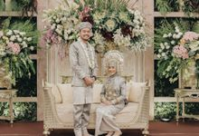 Minang Akad of Ceisy & Adit by  Menara Mandiri by IKK Wedding (ex. Plaza Bapindo)