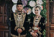 Kemegahan Pernikahan Keraton Yogyakarta di Ibukota by  Menara Mandiri by IKK Wedding (ex. Plaza Bapindo)