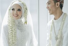 Dinda & Anggi Akad by  Menara Mandiri by IKK Wedding (ex. Plaza Bapindo)