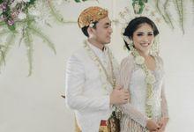 Javanese Akad of Adri & Keziah by  Menara Mandiri by IKK Wedding (ex. Plaza Bapindo)