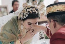 ANJANA & EZRA by Marteé Wedding