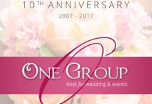 One Group 10th Anniversary by One Group Entertainment & Organizer