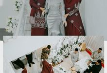 From Asra & Fadil Wedding Day by iccapture photography
