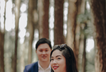 Prewedding Yin & Valerie by igb photo
