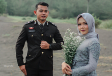 Prewedding Husen & Avia by igb photo