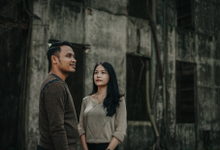 Prewedding Dea  &Agung by igb photo