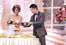 Raymond & Jesica Wedding by White Project
