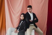 Postwedding Ivana & Hisyam by weddstoryid