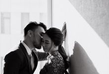 Felisia & John Engagement by Kev by MA Fotografia