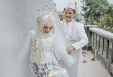 Foto Akad Iin dan Budi by Filosofi Photowork