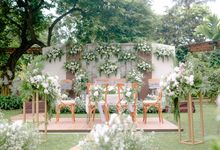 The Wedding of Anti & Iqra at Villa Basofi Pd Ranggon by Decor Everywhere