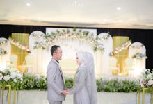 MC Akad Nikah Anisy & Hafidz by Halo Ika