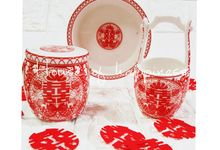 Traditional Chinese Wedding Items by HOUSE OF HAPPINESS