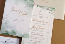 Irvan & Juli by Gracia The Invitation