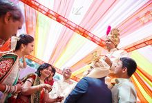 Keyur + Hemali by Wedding Leaves