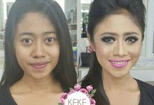 Transformation by kekemakeup.id