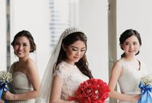 The Wedding of Daniel &Novie by Yumi Katsura Signature