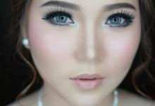 Wedding Yolanda  by Ika Puspita Makeup Corner