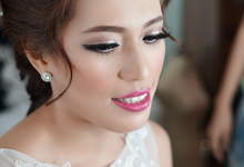Wedding Sisilia and Wawan by Ika Puspita Makeup Corner