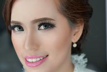Wedding Sisilia and Wawan by Ika Puspita Makeup Corner